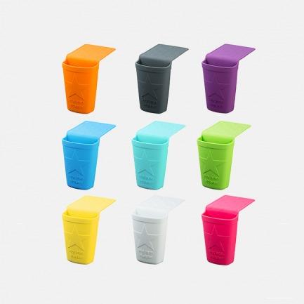 INS爆款魔术硅胶收纳袋   强力粘贴 耐高温 多色可选