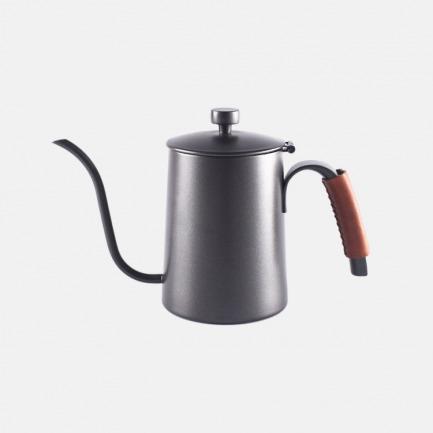 专业平衡操控手冲咖啡壶 | 600ml 适合家庭手冲与分享的容量