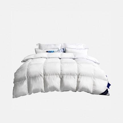 白鹅绒羽绒被 | 裸睡首选 加拿大抗菌除螨技术【三种尺寸】