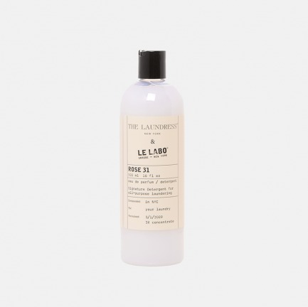 LE LABO玫瑰香水洗衣精 | 如用香水洗衣般的奢华体验【475ml】