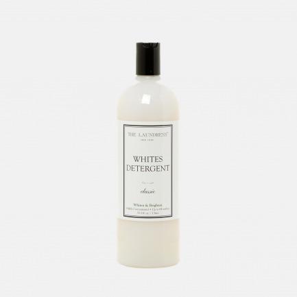 白色衣物专用亮色洗衣精 | 无漂白成分 白色控的纯净优雅【1L】
