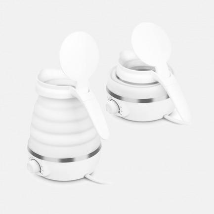瑞典可折叠电水壶 | 方便携带 食品级硅胶
