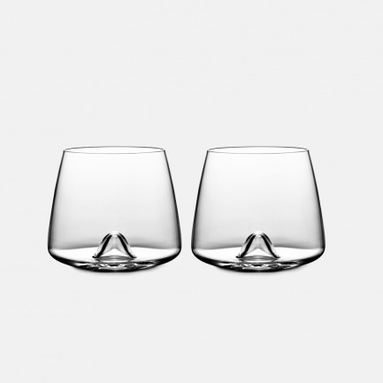 Whiskey Glass威士忌酒杯【300ml两只装】