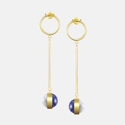 彗星耳环 | 独立设计师原创【两款可选】