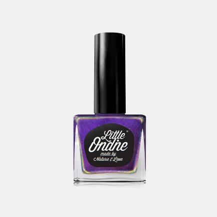 水性指甲油-偏光紫 | 无气味 超快干 超平顺  可剥落