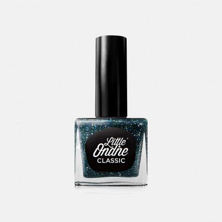 水性指甲油-人鱼蓝 | 无气味 超快干 超平顺  可剥落
