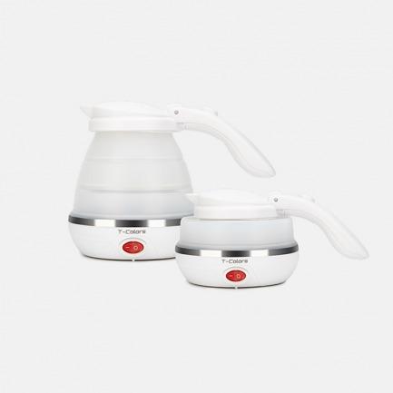 恒温款折叠电热水壶 | 轻巧便携 快速煮水【两色可选】