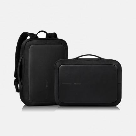 极盗无门Ⅲ 双重安全公文背包 | 双肩手提多种背法 自带防盗系统