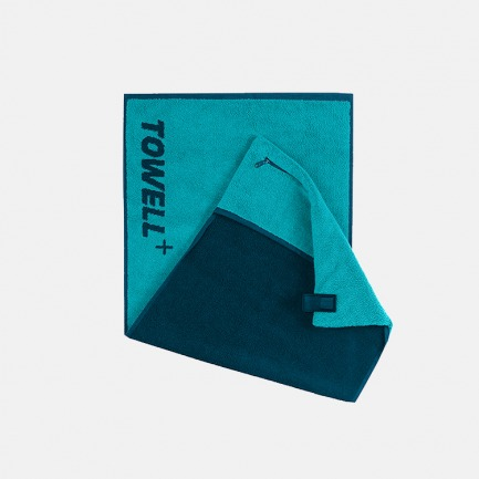 Towell健身毛巾 | 高品质纯棉 两面设计 储物口袋【多色可选】