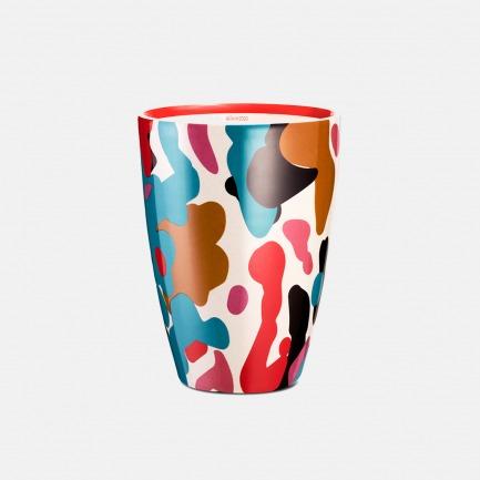 ITMUG 咒语I  弧形双层隔热马克杯 | 漂亮喝水的理由