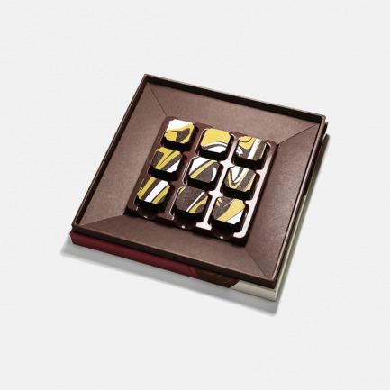 梦想家·松露巧克力组合9枚装 | 九种口味 可口松露 梦幻滋味