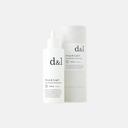 头皮洁净调理液  | 专为头皮清洁设计 天然植萃精华
