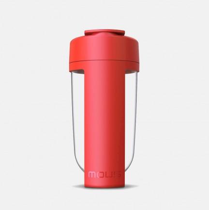 新年限定红色 运动健身摇摇杯 | 易清洗 无异味 满足不同饮用需求
