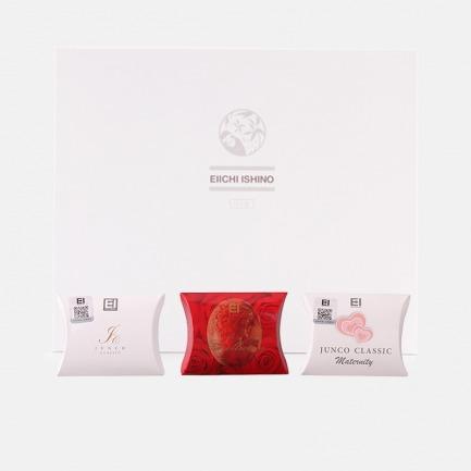 手工皂圣诞礼盒限量套装【三款可选】