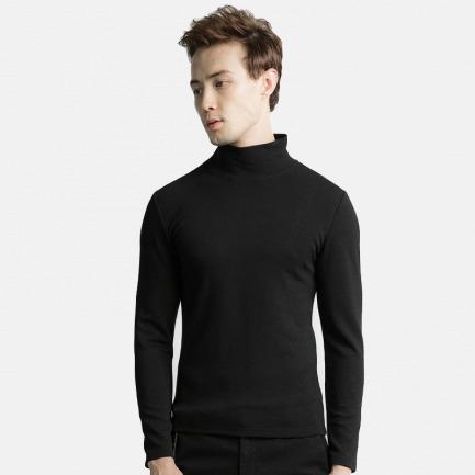 半高领黑色打底衫 | 纽约时装周设计师品牌