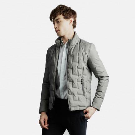修身短款西装领羽绒服 | 纽约时装周设计师品牌