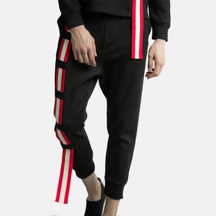 彩条织带运动裤 | 纽约时装周设计师品牌