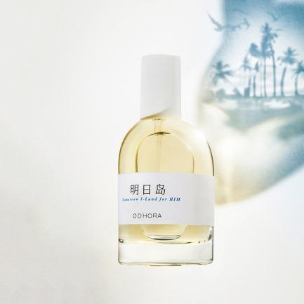 明日岛男香 | 中国首个调香设计师品牌