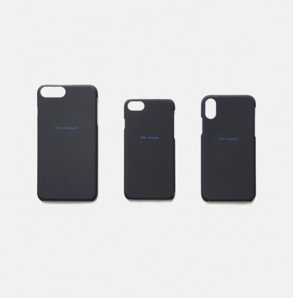 创意简约苹果手机壳 | 90% absurd 黑色幽默
