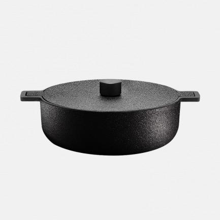铸铁30cm双耳煎锅 | 德国铸铁殿堂级品牌