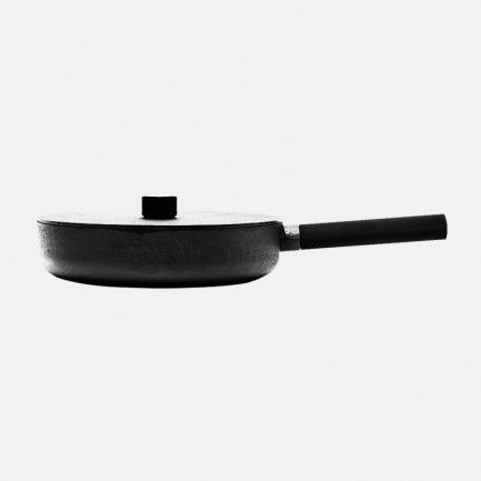 铸铁28cm单柄煎锅 | 德国铸铁殿堂级品牌
