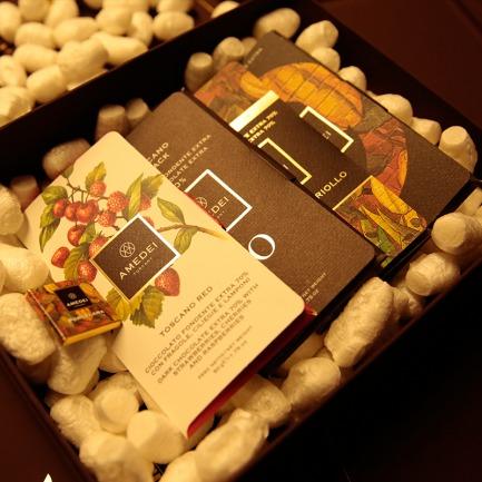 AO金奖巧克力礼盒 | Amedei获奖产品合集 13种混合风味