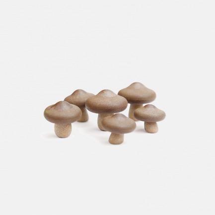 蘑菇冰箱贴 | 泰国萌趣小物