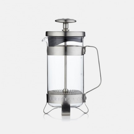 经典法式按压咖啡壶 | 人体工学设计 耐热抗高温【两色可选】