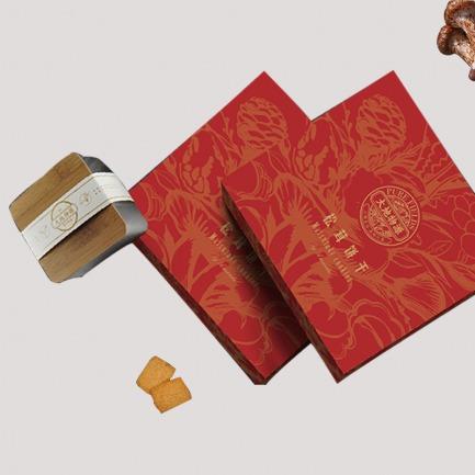 松茸饼干礼盒 | 精选香格里拉出口级松茸 独立包装