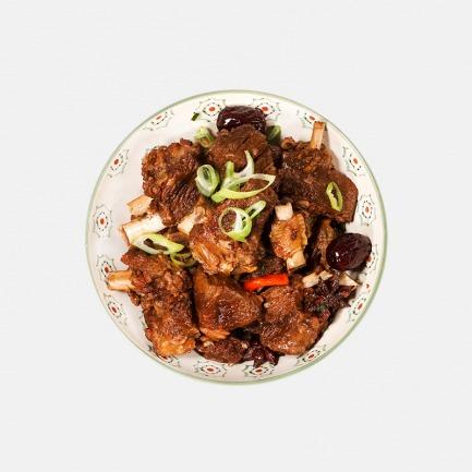 红烧湖羊肉650g | 舌尖名厨秘制 送礼体面自食方便