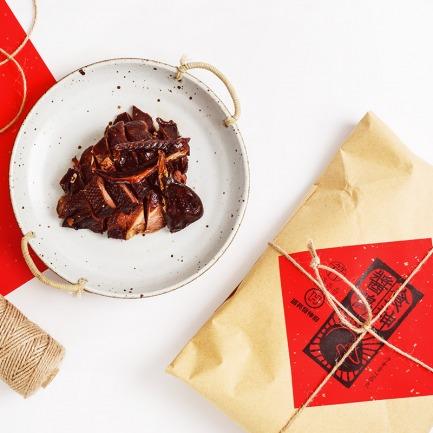 醉不等x食神 酱鸭 | 中国烹饪大师胡亮出品 纯手工古法酱制