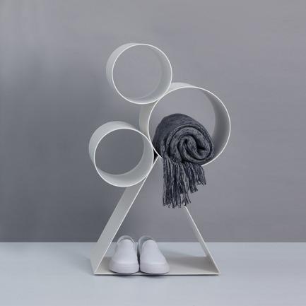 字谜系列-阁·置物架 | 日本设计师佐藤大设计
