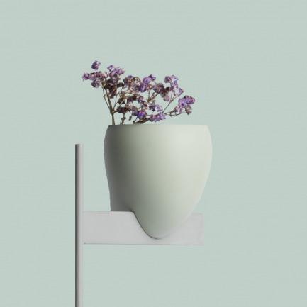 鸟鸣系列-短款花器两只装 | 日本设计师佐藤大设计【多色可选】