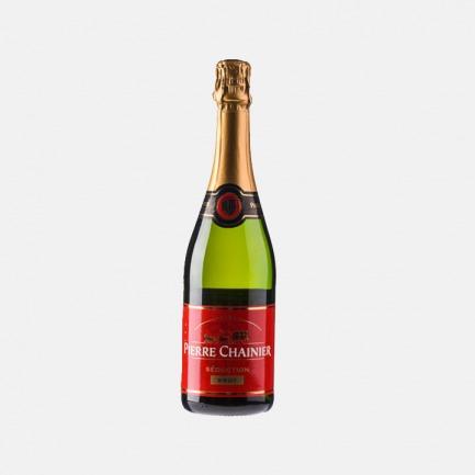 波尔多干型起泡葡萄酒   法国谢尼酒庄 果香浓郁清新优雅
