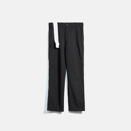肌理感薄款透气西装长裤 | 独立设计师品牌 原创设计