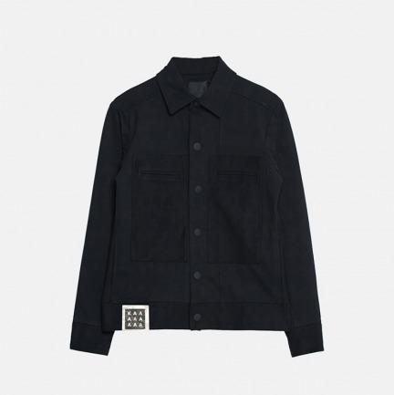 针织牛仔夹克外套 | 独立设计师品牌 原创设计
