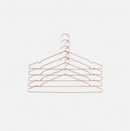不锈钢衣架   极简设计 轻巧利落 实用美观【多色】