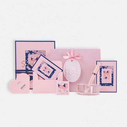 樱花季限定钢笔香氛礼盒 | 柔美樱花粉 感受清爽的书写心情