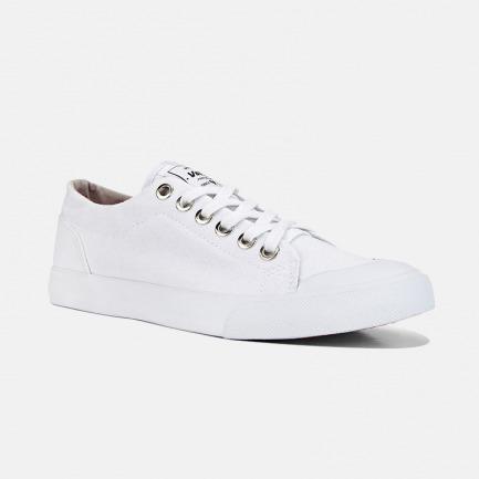 低帮帆布鞋-情侣款小白鞋 | 众多明星网红 男女同款