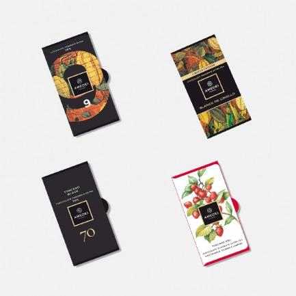 意大利 AMEDEI 巧克力 | 巧克力中的爱马仕 口感与香气层次丰富