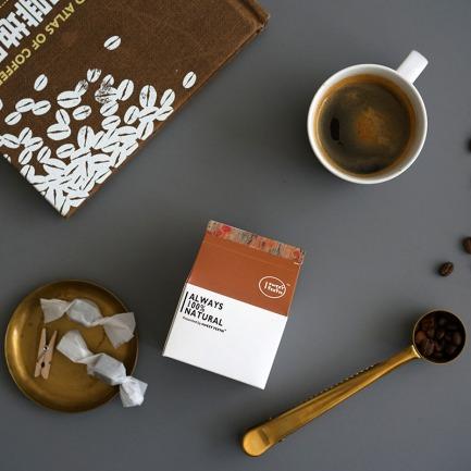 苦甜咖啡牛奶硬糖    每一口都是真滋味甜而不腻