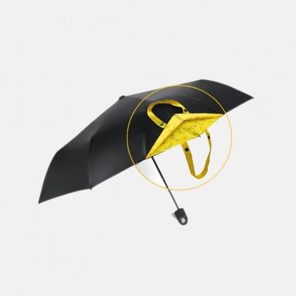 一把能变手提包的伞  | 晴雨两用UPF50+ 超轻超便携