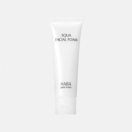 鲨烷保湿洁面乳 | 柔肤净颜不刺激 清洁毛孔 平衡水油
