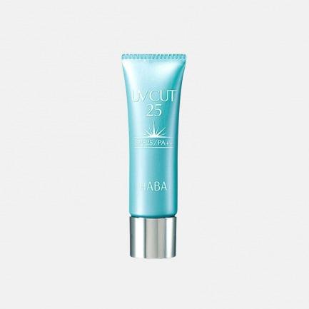 美白防护乳 SP25 PA++ 鲨烷美白防晒隔离乳 | 全天候防晒保湿 适合东方女性娇嫩肤质