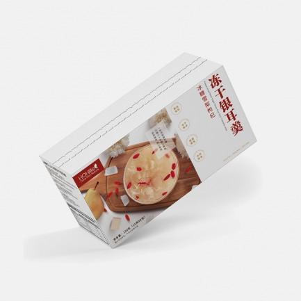 冰糖雪梨银耳羹x2盒 | 60s冲泡即食 每天一碗 养出好气色