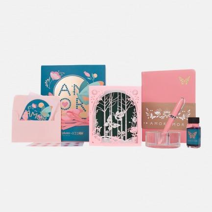 """""""爱的信使""""蝴蝶钢笔礼盒   520限定版 邂逅幸福与爱情"""