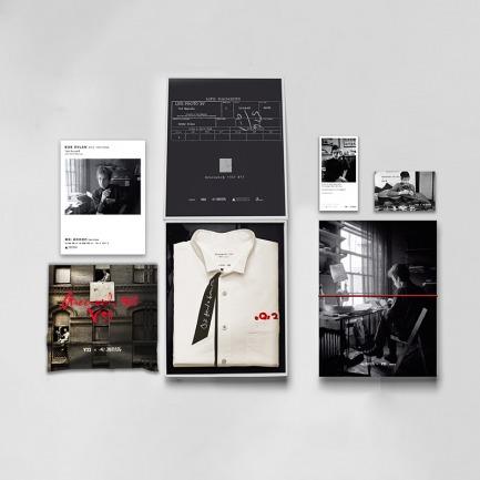 鲍勃·迪伦摄影集衬衫限定礼盒   鲍勃·迪伦在纽约1961-1964