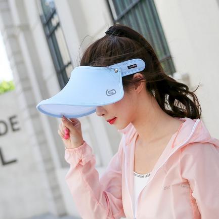 UPF50+防晒帽 | 有效抵抗UVA、UVB 柔软透气吸汗