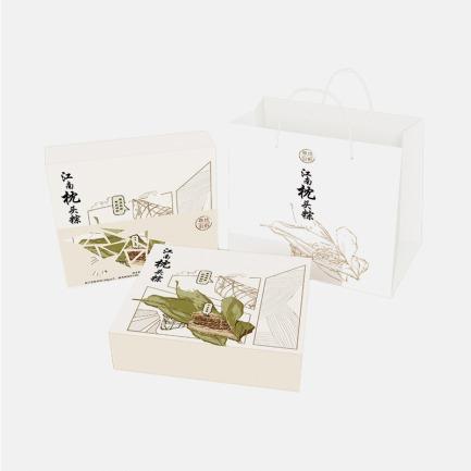 正宗江南枕头粽 礼盒 | 《舌尖上的中国》名厨研制