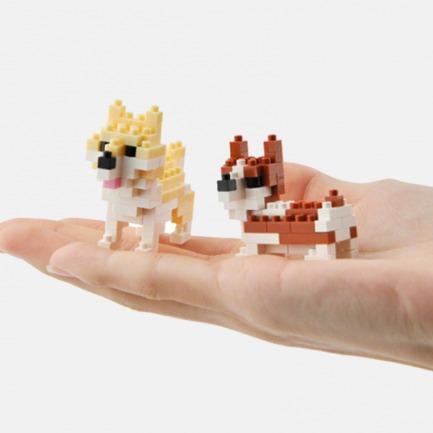 小狗积木套装  | 大小孩子都能玩 亲自拼装更有趣